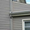 Gutters & Leaders to Match Siding