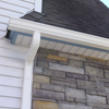 Gutters & Leaders to Match Soffit & Siding