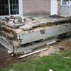 Building a New Concrete Porch - Photo 2 of 3