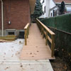 Building a New Wood Ramp - Photo 1 of 3