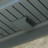 New Soffit & Fascia with Color Matching Vent