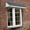 Andersen Bay Window with Colnial Grids in Great Neck